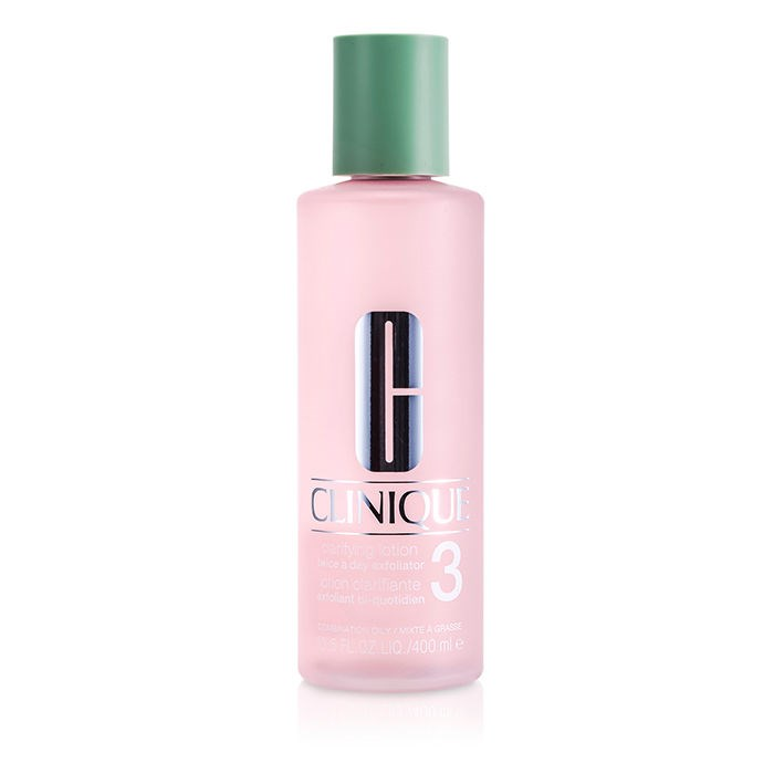 CliniqueClarifying Lotion Twice A Day Exfoliator 3 (For Japanese Skin)クリニーククラリファイングローション 3 400ml/13.5oz