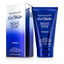DavidoffCool Water Night Dive Gentle Shower Breezeダビドフクールウォーター ナイトダイブ ジェントル シャワーブリーズ 150ml/5oz【楽天海外直送】