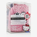 Tangle TeezerCompact Styler On-The-Go Detangling Hair Brush - Hello Kitty PinkタングルティーザーCompact Styler On-Th【楽天海外直送】