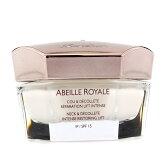 GuerlainAbeille Royale Neck & Decollete Cream SPF15ゲランアベイユ ロイヤル ネック&デコルテ クリーム SPF15 50ml/1.6oz