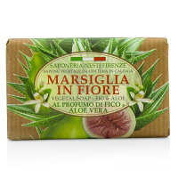 Nesti DanteMarsiglia In Fiore Vegetal Soap - Fig & Aloe VeraネスティダンテMarsiglia In Fiore Vegetal Soap - Fig & Al【楽天海外直送】