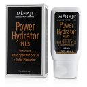 Menaji Power Hydrator Plus Sunscreen Broad Spectrum SPF 30 + Tinted Moisturizer (Medium) メナジ パワー ハイドレーター プラス 【楽天海外直送】