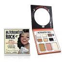 TheBalm Alternative Rock Volume 2 Face Palette ザバーム Alternative Rock Volume 2 Face Palette 12g/0.425oz 【楽天海外直送】