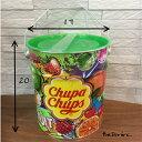 CHUPACHUPS チュッパチャップス フルーツアソート 1440g 缶入り 4種類 スペイン コス