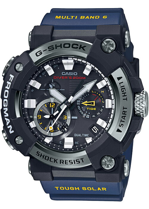 G-SHOCK フロッグマン GWF-A1000-1A2JF