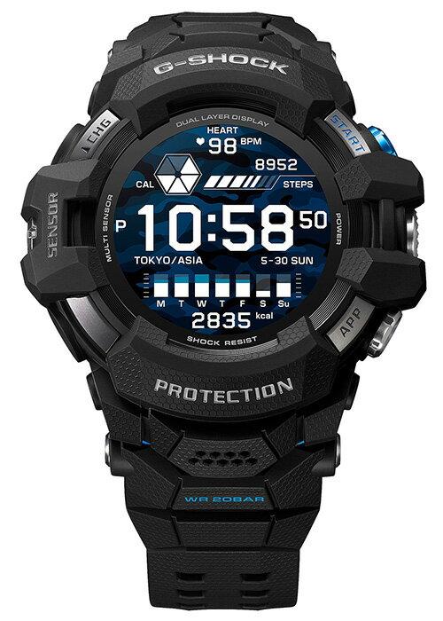 G-SHOCK G-SQUAD PRO GSW-H1000-1JR