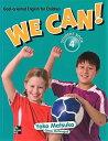 送料無料!【We Can! 4 Student Book with CD】 児童英語【RCP】