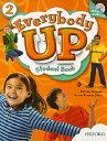 送料無料!【Everybody Up 2 Student Book with Audio CD Pack (旧版)】子ども英語教材