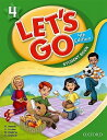 送料無料!【Let's Go 4 Student Book With Audio CD Pack (4th Edition )】子ども英語教材【RCP】
