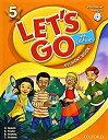送料無料!【Let's Go 5 Student Book With Audio CD Pack (4th Edition )】子ども英語教材【RCP】