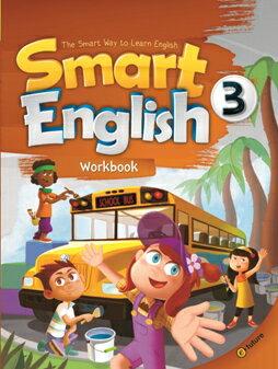 送料無料!小学生向け英語教材【Smart English 3 Workbook】 児童英語 英会話【RCP】