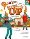 送料無料!最新版【Everybody Up 2nd Edition Level 2 Student Book With CD Pack】子ども英語教材