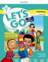 送料無料!【Let's Go 5th Edition Let's Begin 1 Workbook with Online Practice】子ども英語教材