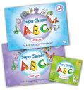 送料無料!【Super Simple ABCs 大文字・小文字・Phonics Fun CD セット