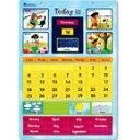 送料無料!【マグネット式カレンダー】Magnetic Learning Calendar 知育玩具 英語教室 英会話教室 こども英語 英語カレンダー 曜日 日付...