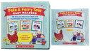 送料無料!【Folk Fairy Tale Easy Readers (絵本15冊 CD)】子ども英語 英単語 多読 英語リーダー 【RCP】