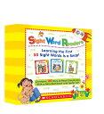 送料無料!【Scholastic Sight Word Readers 25 Readers, Workbook and Audio CD Set】サイトワード サイトワーズ 子…