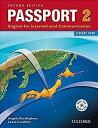 送料無料【Passport 2nd Edition Level 2 Student Book with CD】英会話教材【RCP】