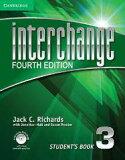 !最新版!【Interchange 4th Edition 3Student''s Book with Self-study DVD-ROM 】英語教材文法・スピーキング・リスニング 英会話【RCP】