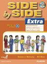 送料無料【Side by Side 4 Extra Edition Student Book and eText with CD Highlights】英語教材 英会話