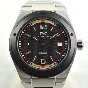 シャウハウゼンIWCインジュニア裏蓋スケルトンIW323404時計腕時計メンズ【中古】