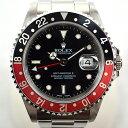 ロレックス ROLEX GMTマスター 赤×黒ベゼル 16710 時計 腕時計 メンズ