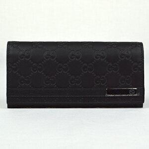 グッチGUCCI長財布ブラック233112財布長財布【中古】