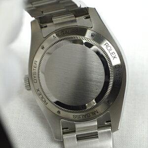 ロレックス/ROLEX:ミルガウスグリーングラス116400GV時計腕時計メンズ[男性用]【中古】