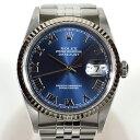 値下げしました!ロレックス / ROLEX: デイトジャスト 腕回り細め 16234 P番時計 腕時計 ボーイズ[男女兼用]【中古】[0824楽天カード分割]