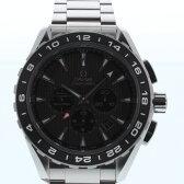 オメガ / OMEGA:シーマスター アクアテラGMT 23110445206001 時計 腕時計 メンズ[男性用]【中古】[0824楽天カード分割]
