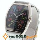 [FRANCK MULLER][THE GOLD 銀座店][32,400円以上のお買上げで送料無料][現品限り][残り1個][商品ランク:AB][ウォッチ]フランクミューラー / FRANCK MULLER:カラードリーム 750WG 7502QZ 時計 腕時計 レディース[女性用]【中古】