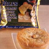 ビーフ&マッシュルームパイ(ステーキパイ)1個入り【オーストラリアVili''s/Vili''s Gourmet Meat Pie】ミートパイ【楽ギフ包装】【楽ギフのし】【YDKG