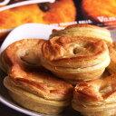 ビーフパイ パーティーサイズ 16個セット【オーストラリアVili's】ビリーズミートパイ/牛ミンチパイ包み/100%オージービーフ使用/Vili's Gourmet Meat Pie≪雑誌掲載商品≫ (直輸入品)
