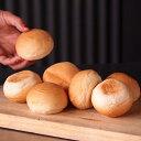 ミニバンズ8個直径約6cm ハンバーガー用パン冷凍バンズ(8...