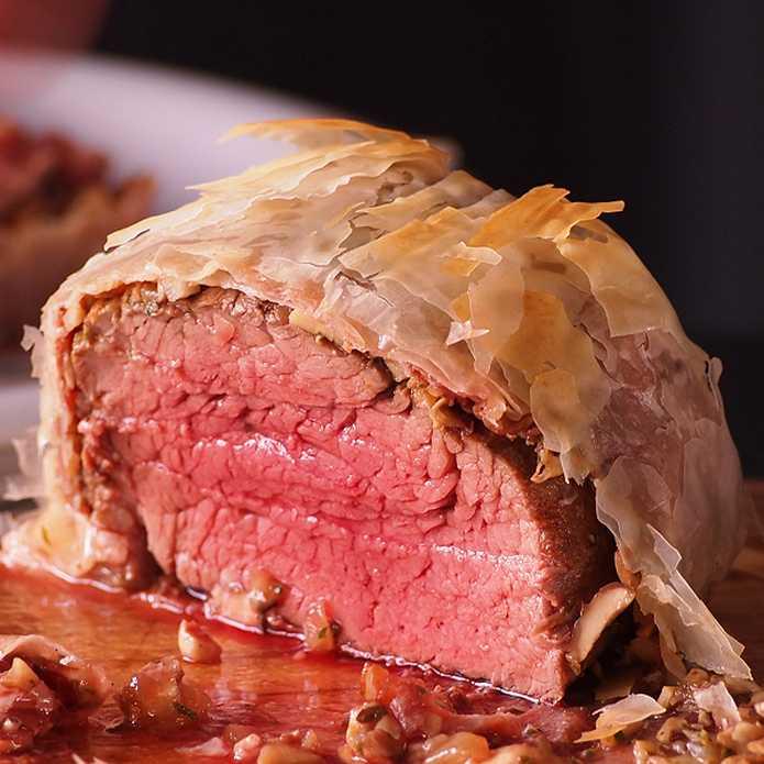 【送料無料】牛ヒレブロック 500gサイズ(牛フィレ肉かたまり)牛肉ステーキ最高級部位!塊…...:themeatguy:10004284
