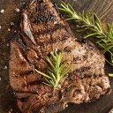 USDAチョイス アメリカ産ポーターハウスステーキ 骨付きステーキ/Tボーンステーキの贅沢サイズ【YDKG-tk】