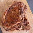 アメリカ産骨付きサーロインステーキ/Lボーン1ポンドステーキ US産骨付き牛肉/Tボーンステーキのお手軽サイズ【YDKG-tk】
