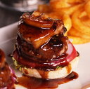 フォアグラミニバーガーセット(ロッシーニバーガー)世界三大珍味をスライダーで!【フォアグラ(foie gras )4枚200g+ミニパティ8個+ミニバンズ8個】冷凍【YDKG-tk】