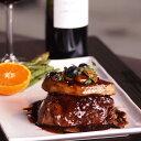 Premium Delicatessen - 牛フィレのロッシーニ風/ビーフロッシーニ(フィレミニヨンとフォアグラのセット)