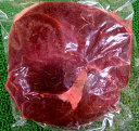 シックフランク(牛の内もも)1kgブロック・グラスフェッドビ...