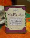 M&P's Tea - オーガニック ダージリンティー