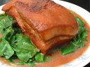 皮付豚バラ肉(三枚肉)ブロック約1kg 豚肉ばら ラフテーや豚角煮にどうぞ!