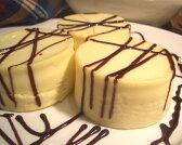 NYベビーチーズケーキ 6個入り★濃厚・アメリカ産チーズケーキ≪本格・本場の冷凍ケーキ/業務用≫【YDKG-tk】