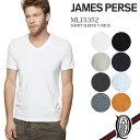 【正規取扱店】JAMES PERSE MLJ3352 [17色]メンズ半袖Vネックカットソー メンズ (ジェームスパース)