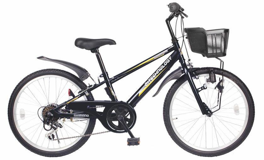 送料無料21Technology21テクノロジーKD22622インチ子供用マウンテンバイクブラック自