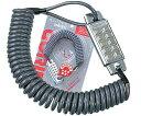 【SALE】 GORIN ゴリン デジタルコイルロック 4X2200 シルバー 005W