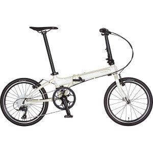 DAHON/ダホン Vitesse D8 ヴィテッセ D8 バニラ(9026) 折りたたみ自転車 自転車本体