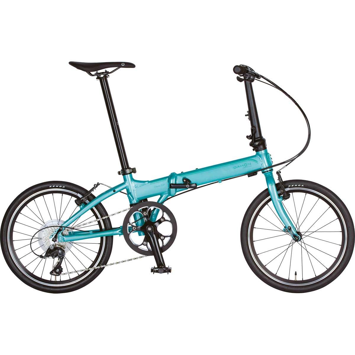 DAHON/ダホンVitesseD8ヴィテッセD8ミントグリーン(9023)折りたたみ自転車自転車本