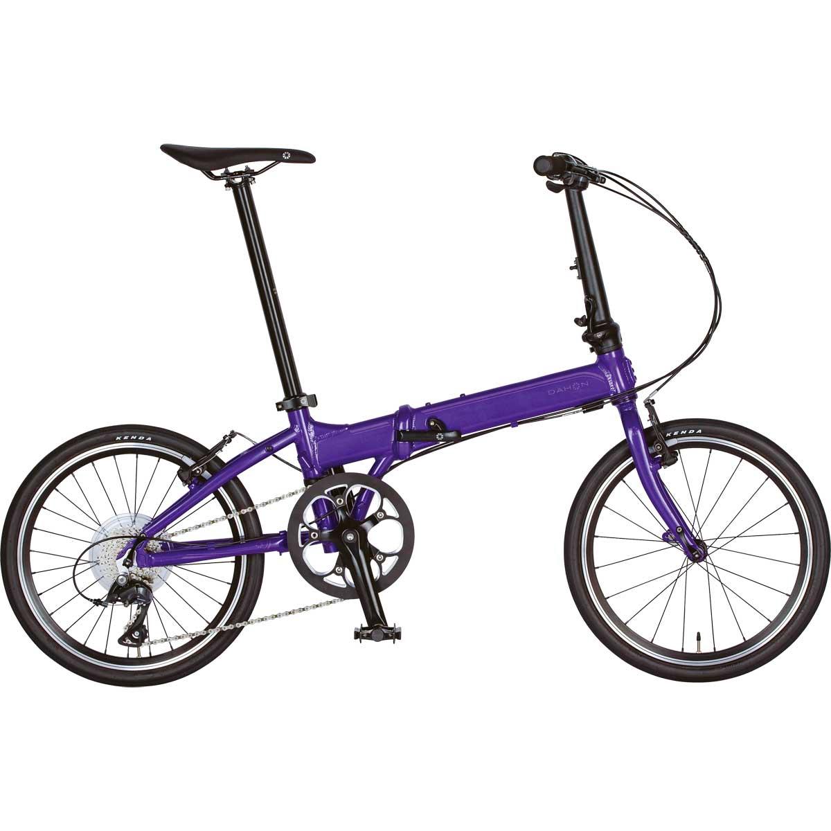DAHON/ダホンVitesseD8ヴィテッセD8アメシスト(9025)折りたたみ自転車自転車本体