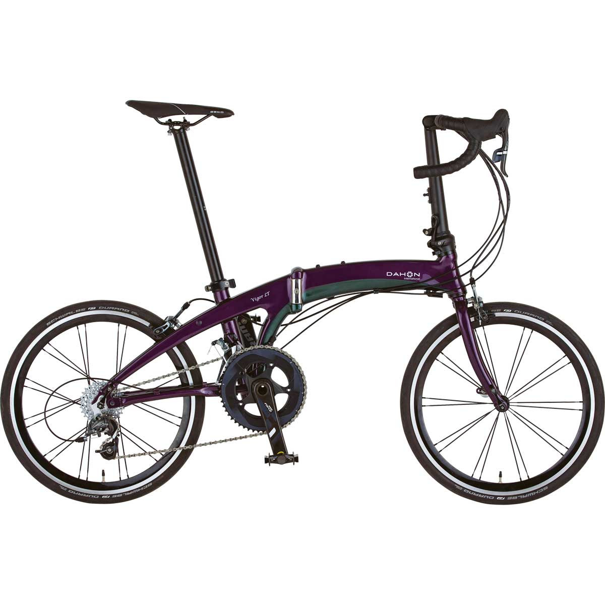DAHON/ダホンVigorLTヴィガーLTオーロラ(9021)折りたたみ自転車自転車本体